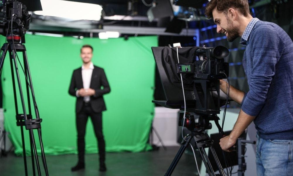 Tips for Setting up Green Screens for Video