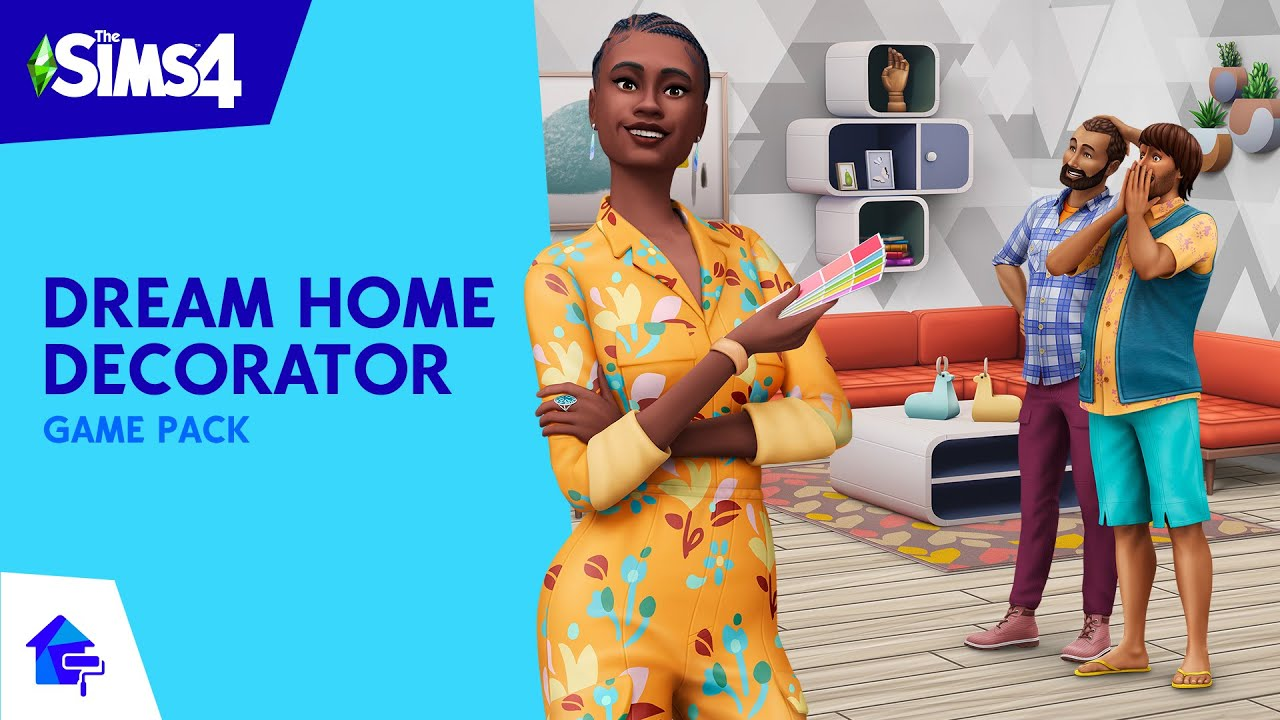 The Sims 4 Dream Home Decorator Game Pack GIVEAWAY!